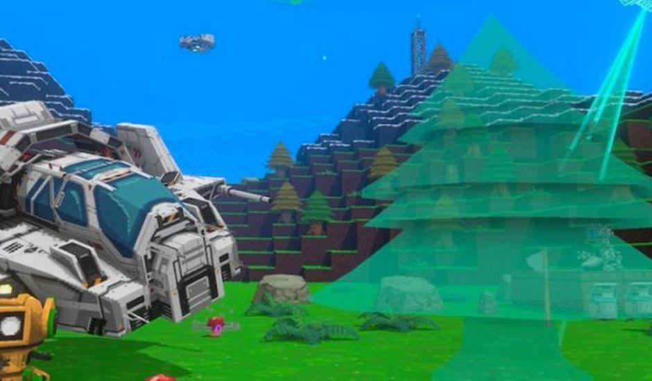 Game Builder le système pour créer des jeux vidéo