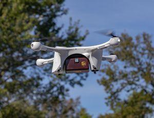 UPS prend les devants de la livraison par drone aux États-Unis