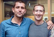 Photo de Chris Cox et de Mark Zuckerberg.