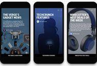 Flipboard lance une nouvelle section dédiée à la tech