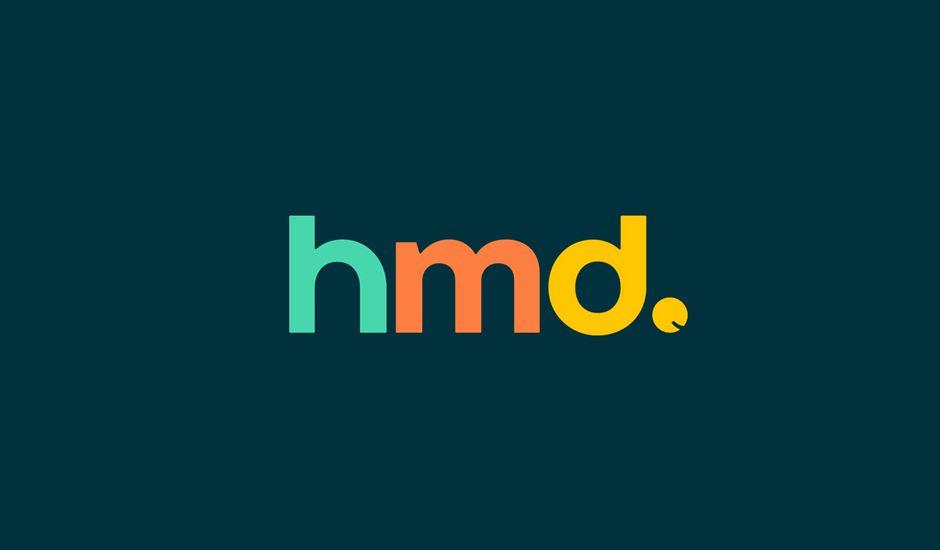 Le logo de HMD Global.