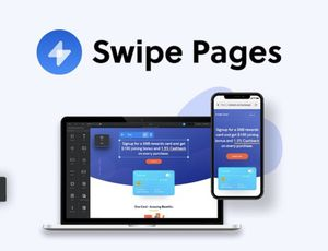 Swipe Pages - interface