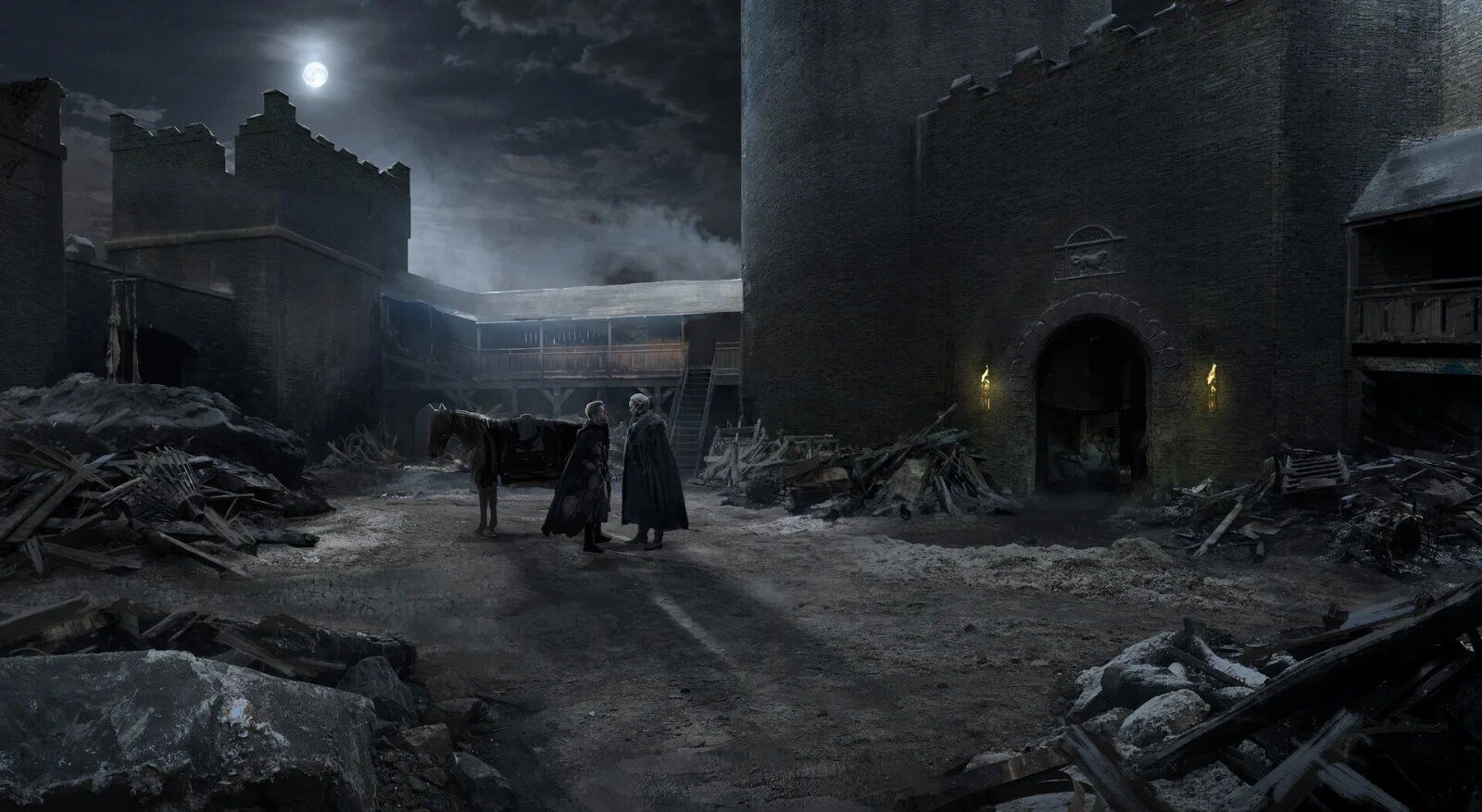 Game of Thrones Concept Art