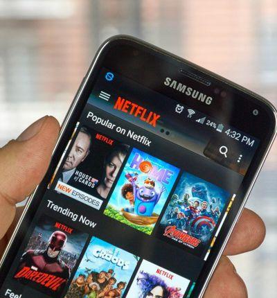 Netflix met à jour son application iOS et améliore son lecteur vidéo