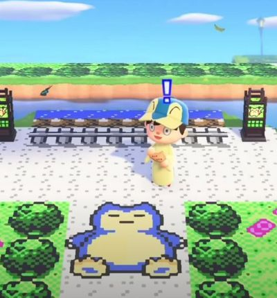 pokemon or et argent animal crossing new horizons hinopika