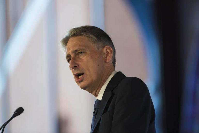 Philip Hammond ministre finances Royaume-Uni