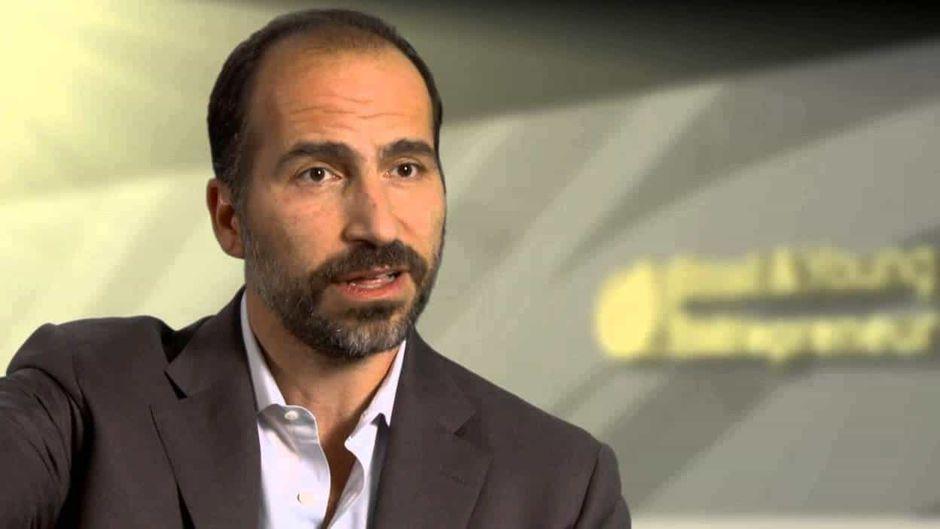 Dara Khosrowshahi CEO UBER