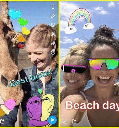 Giphy Snapchat GIF