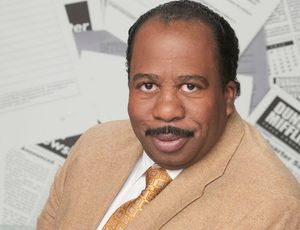 Leslie David Baker incarne Stanley Hudson dans The Office (US)