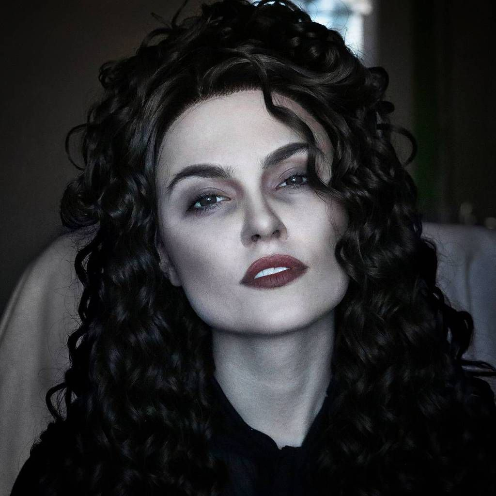 cosplay bellatrix lestrange harry potter