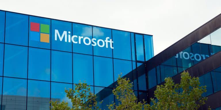 La valeur de Microsoft dépasse celle de Google