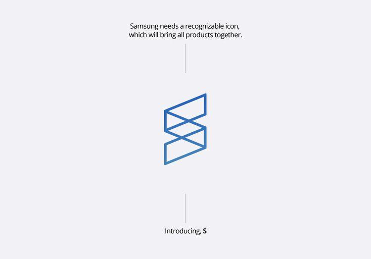 rebranding logo samsung 5