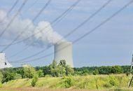 Une centrale de cogénération au charbon bitumineux, située à Rostock, en Allemagne