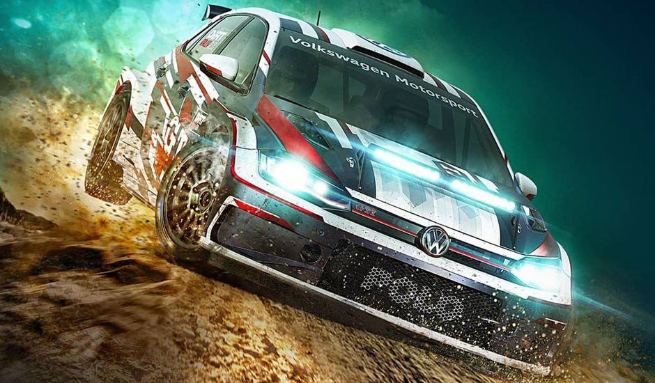 Dirt Rally 2.0 sorties jeux video