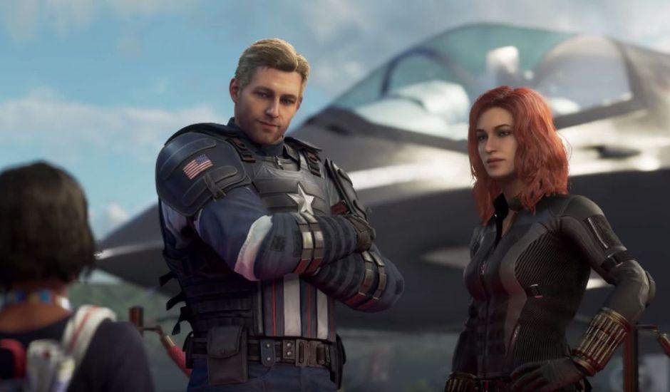marvel avengers jeu video crystal dynamics report septembre 2020