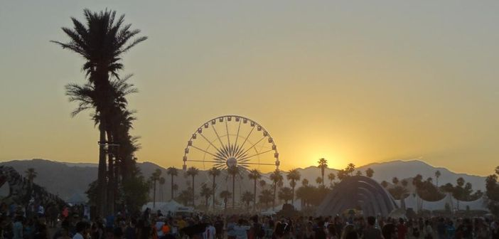 Coachella Beacon