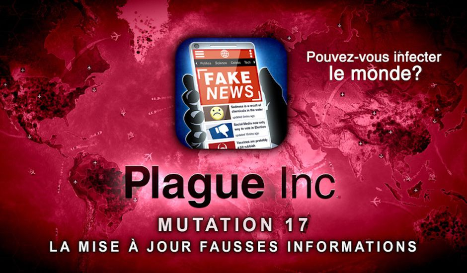 Logo du jeu Plague INC.