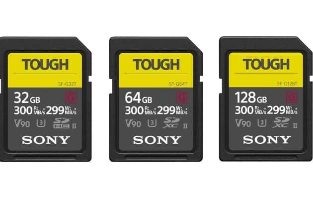 Sony UHS-II SF-G TOUGH
