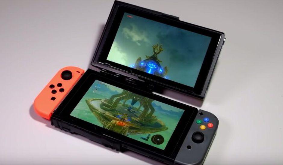 Un nouveau gadget pour Switch