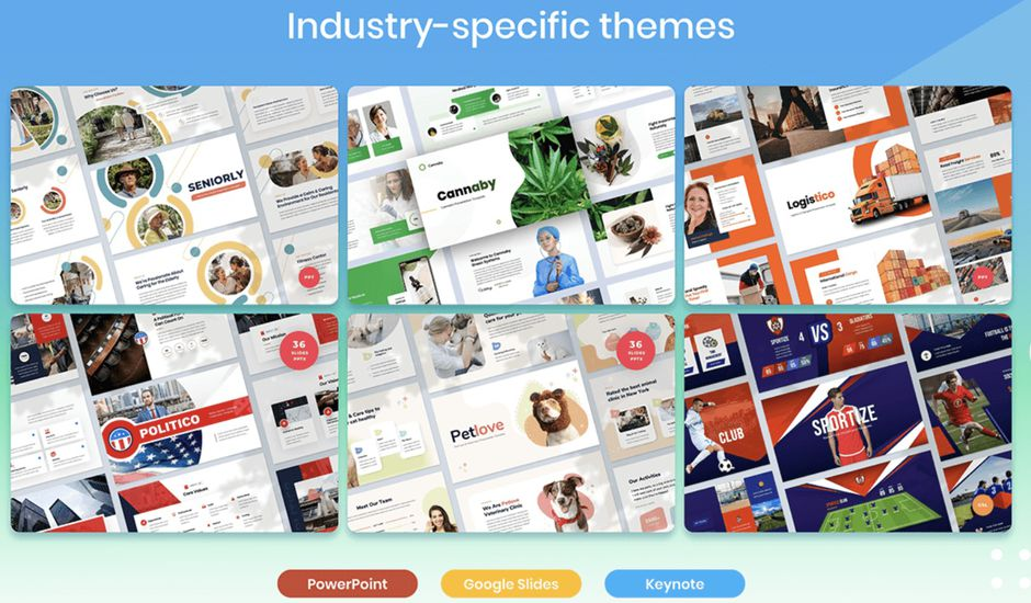 exemple template sur Graphue