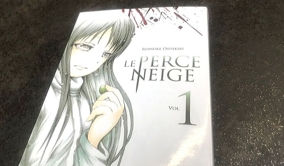 le perce neige manga harcelement