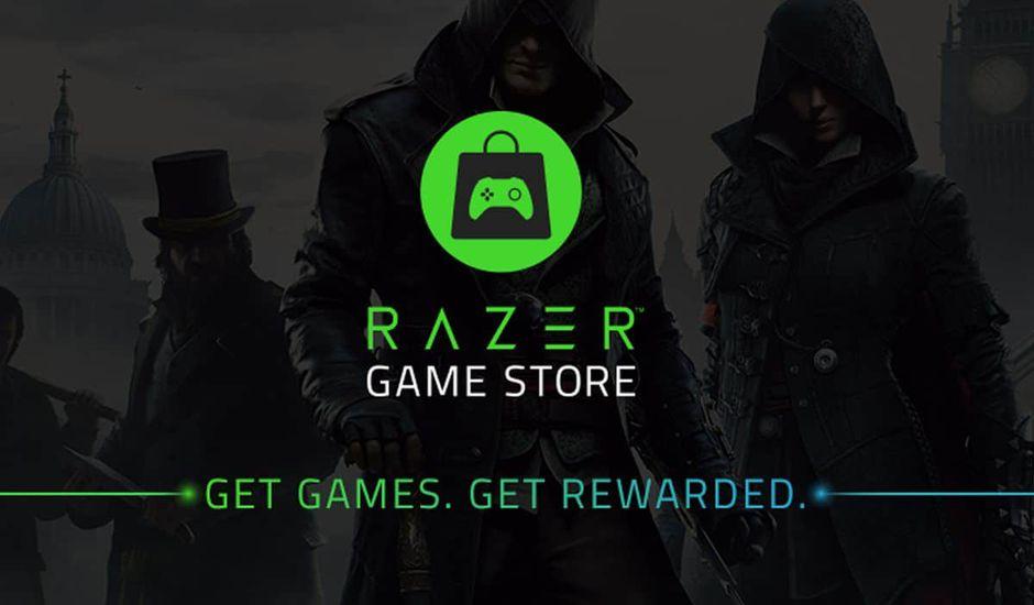 Fermeture Razer Game Store