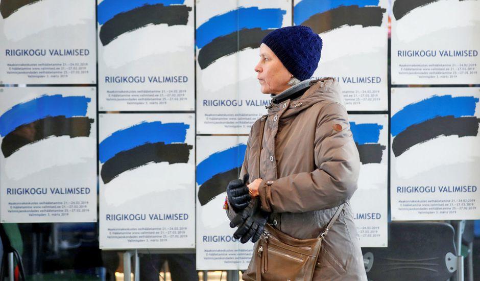 Le vote en ligne a séduit les estoniens.