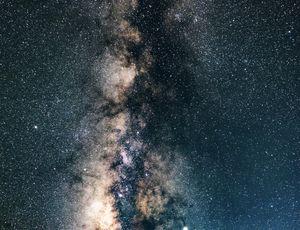 Aperçu de l'Univers.