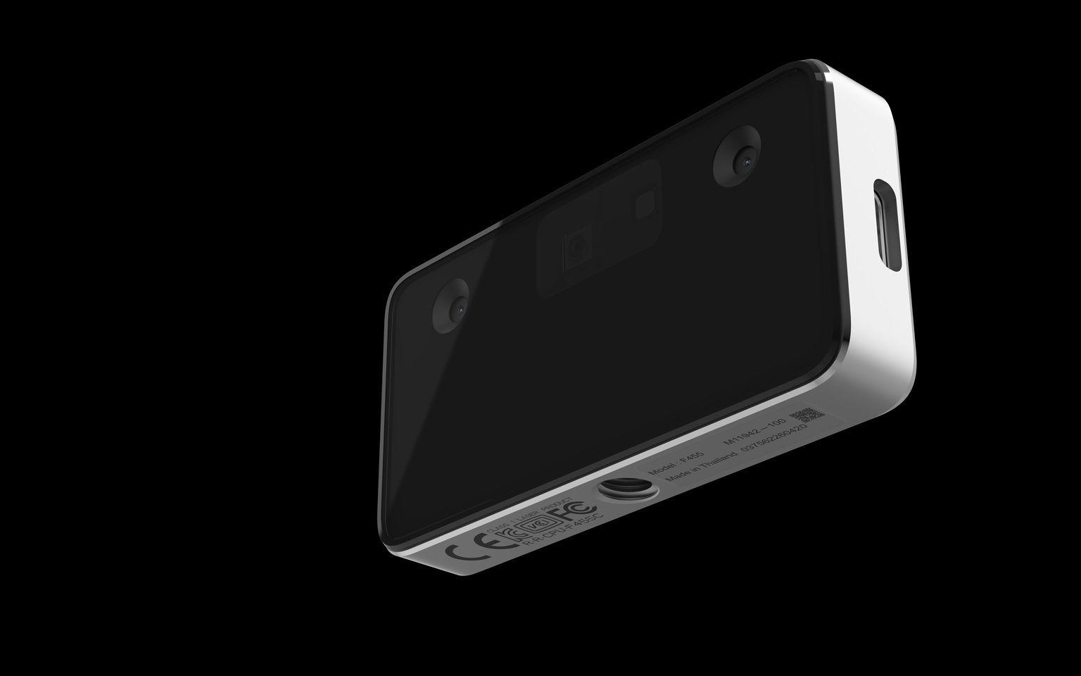 La caméra RealSense ID créée par Intel