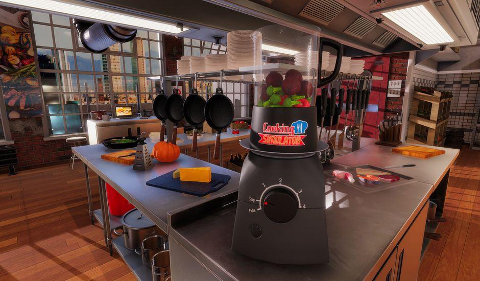 Cooking Simulator, le simulateur de cuisine
