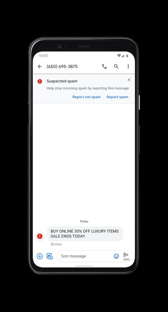 Google spam ou non