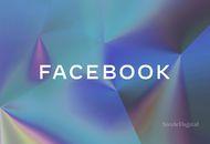 Illustrazione del logo del marchio Facebook
