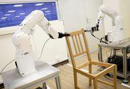 robots ikea meuble