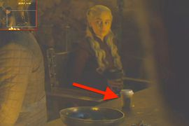 Starbucks s'incruste dans GOT
