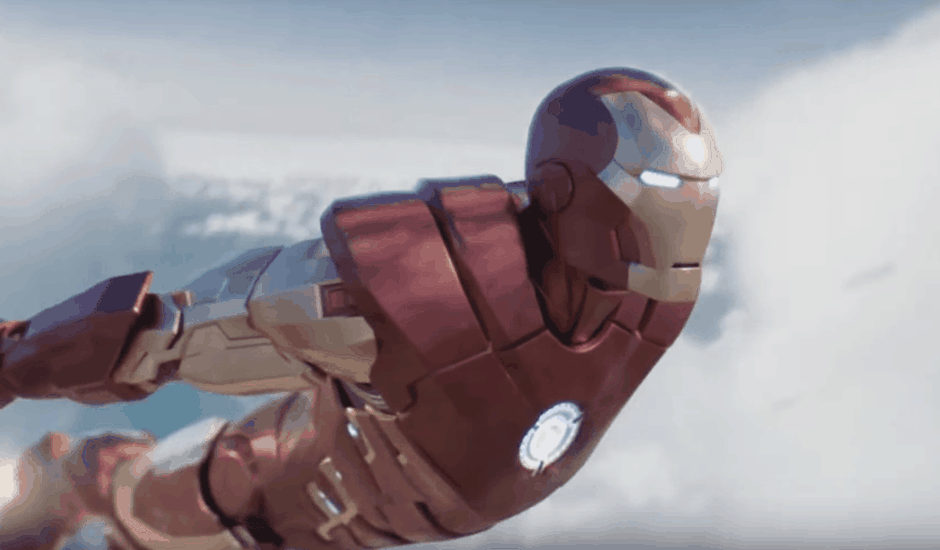 Iron Man VR pour Playstation VR