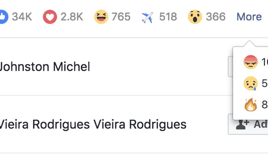 Facebook s'excuse pour son erreur qui a enflammé la toile
