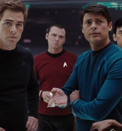 Star Trek R-Rated