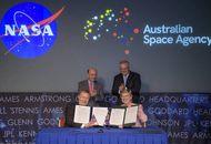 L'Australie va aider la NASA.