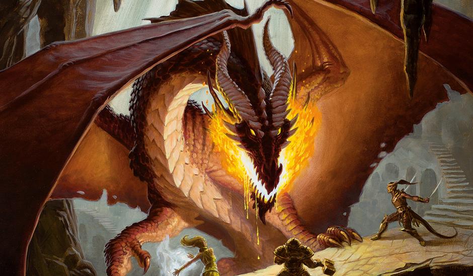 Donjons & Dragons Hasbro