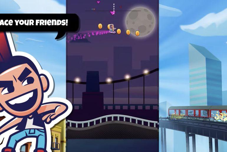 Une version unique et exclusive du jeu Subway Surfers débarque sur Snapchat