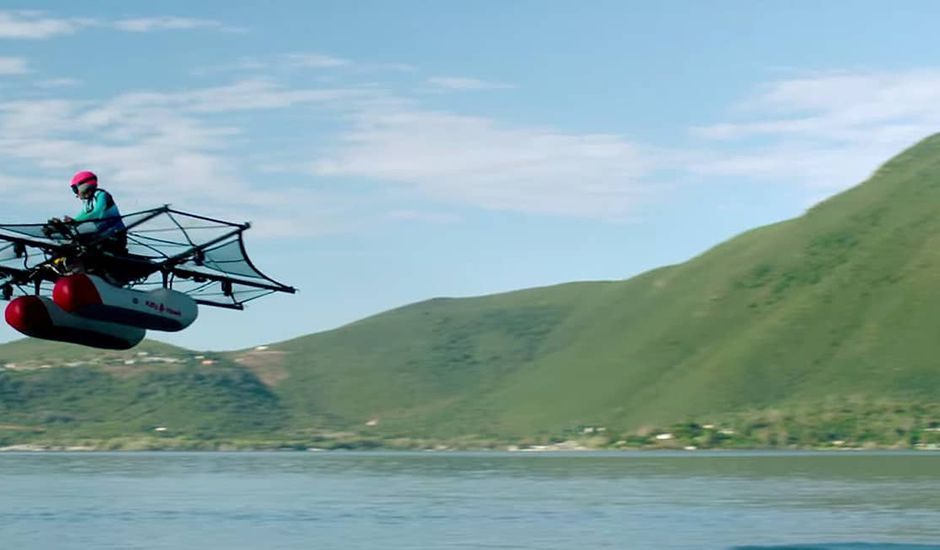 Kitty Hawk le projet de Larry Page patron de Google