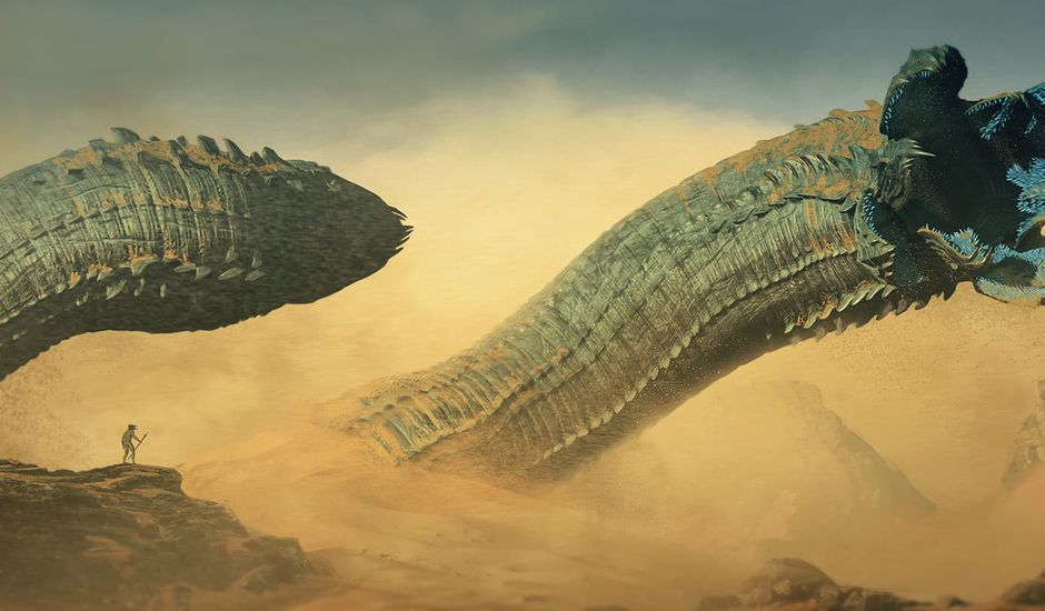 Dune reboot film