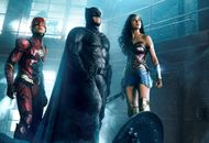 Flash, Batman et Wonder Woman dans Justice League