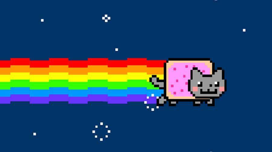 GIF Nyan Cat