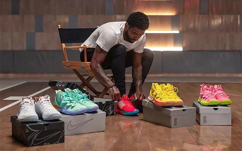 Nike x Bob l'Éponge