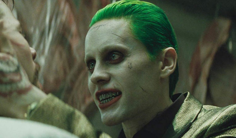 le joker de jared leto ne sera pas dans birds of prey