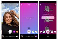 Instagram présente une nouvelle UI pour l'interface des stories
