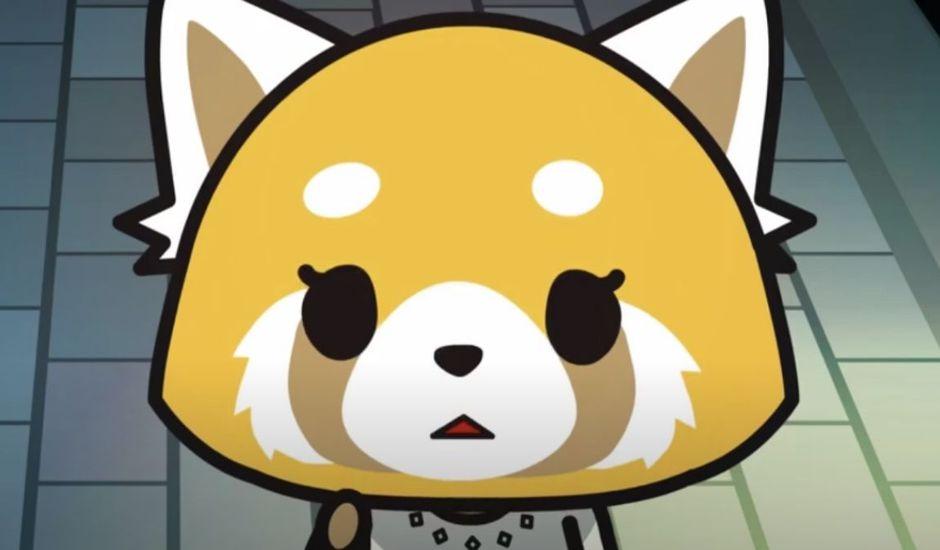 Retsuko dans la saison 1 d'Aggretsuko