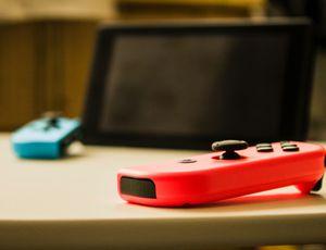Aperçu des manettes Nintendo.