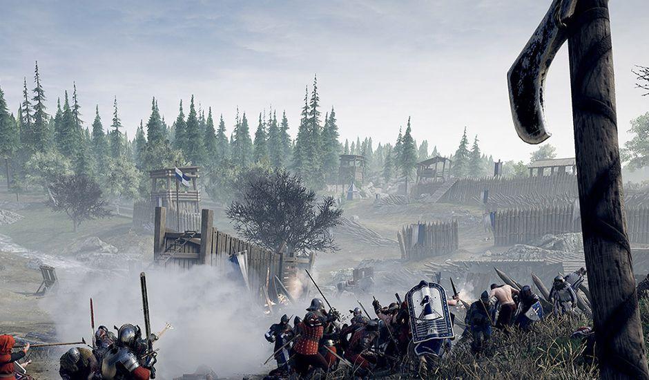 battle royal médiéval mordhau sur pc